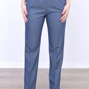 Pantalón Tencel Mujer Cintura Elástica