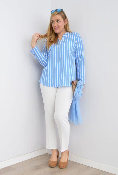pantalones de mujer,pantalón de vestir mujer,pantalones tiro alto,pantalón blanco,Pantalón de Verano Mujer