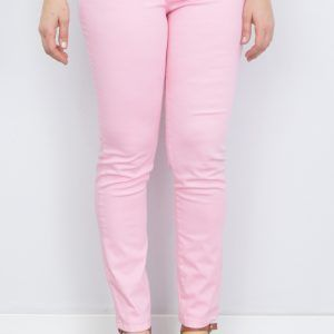 Pantalón Vaquero Mujer Rosa