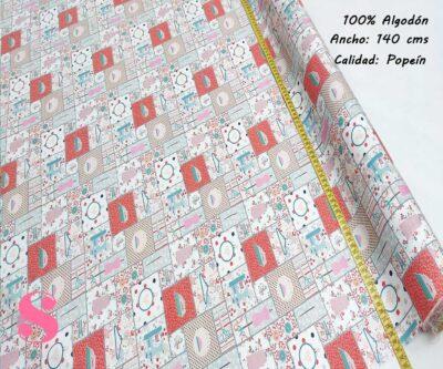 motivos-planchado-tejidos-algodón-estampado-popelin,Tejido Estampado Motivos Planchado