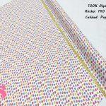 305-margaritas-colorines-tejidos-algodón-estampado-popelin,Popelín Estampado Aghata Ruiz de la Prada Mariquitas