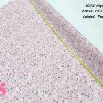309-huellas-caninas-tejidos-algodón-estampado-popelin,Popelín Estampado Perruno Rosa