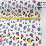 310-mickey-mouse-verano-summer-disney-tejidos-estampado-popelin,Tejido Estampado Mickey Mouse Summer
