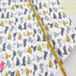 447-dinos-bebes-fondo-claro-tejidos-algodón-estampado-percal,Tejido Estampado Dinos Bebes fondo Blanco