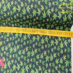 444-hojas-maria-verdes-tejidos-algodón-estampado-percal,Tejido Algodón Estampado Marihuana
