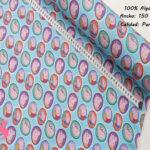 L80-peppa-pig-familia-stickers-friki--tejidos-algodón-estampado-percal,Tejido Estampado Familia Pig