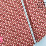 N7-estrella-navidad-fondo-rojo-navidad-papa-noel-otoño-cenas-manteleria-decoracion-tejidos-algodón-estampado-percal,Tejido Estampado Motivos de Navidad Estrella fondo Rojo