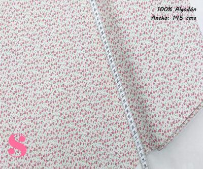 F8-florecitas-liberty-tono-rosa-mujer-tejidos-algodón-estampado-popelin,Tejido Estampado Florecitas Liberty Rosa E1