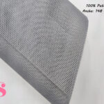 R7-gris-tela-de-rejlla-malla-poliester-facilidad-de-coser,Tela Mesh de Rejilla Gris