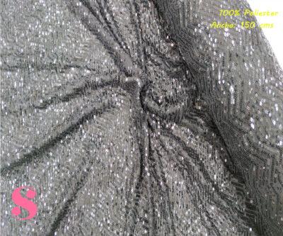 F2-lentejuelas-negro-dori-fiesta-elegante-brillante-poliester,Tejido Lentejuelas Negras
