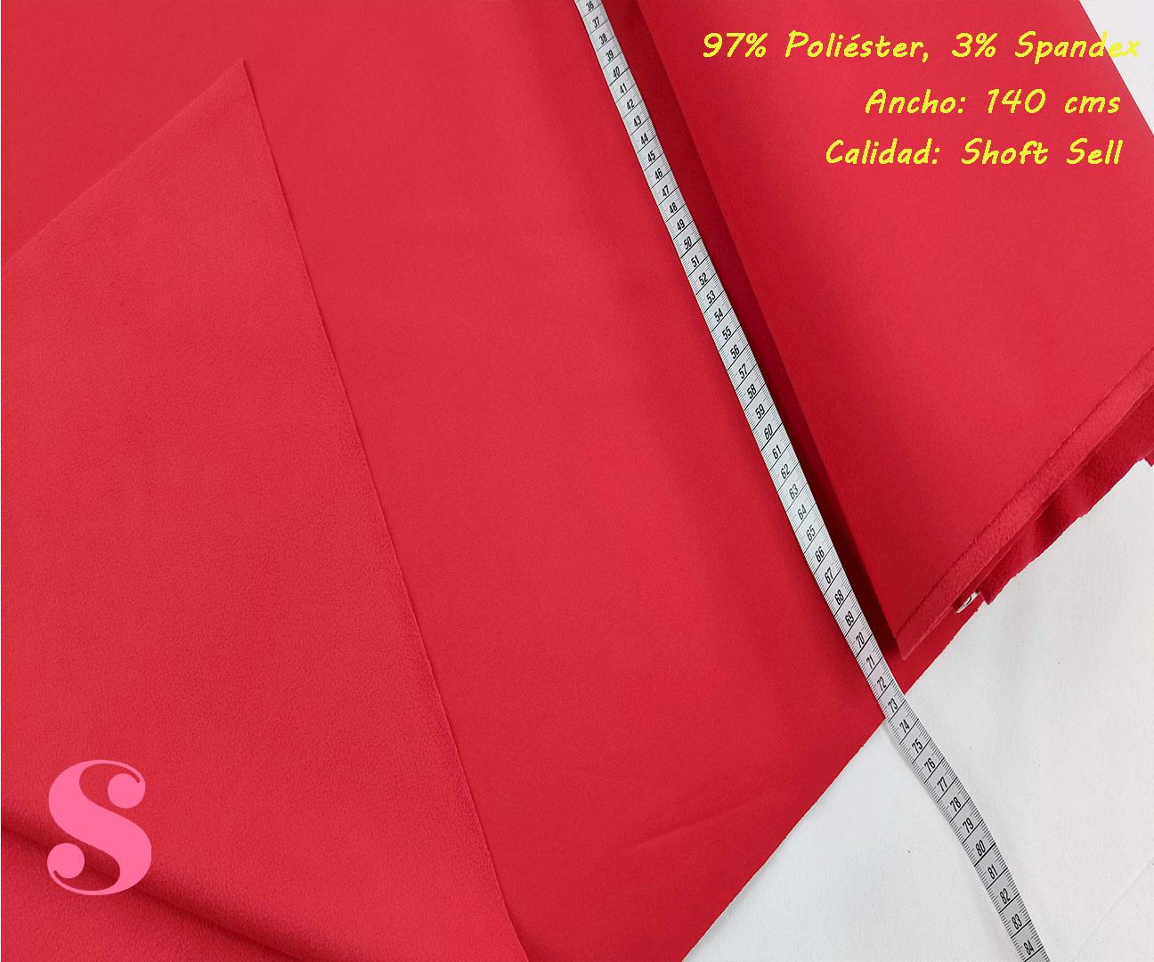 rojo-soft-shell-estrellas-rayas-poliester-Sudaderas-prenda-de-vestir-en-casa-mantas-y-antipilling,Soft Shell Rojo