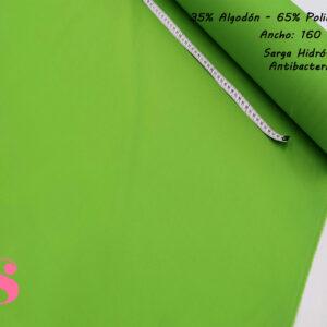 Sarga Hidrófuga Antibacteriana Verde