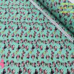 607-minnie-mouse-fondo-turquesa-disney-tejidos-algodón-estampado-percal,estampados disney,telas de disney,Tejido Estampado Minnie fondo Turquesa