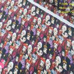 609-villanas-malvadas-disney-tejidos-algodón-estampado-percal,telas frikis,estampados frikis,estampados de moda,Tejido Estampado Villanas de Disney