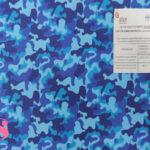 H12-camuflaje-azul-acabado-sanitario-hidrofugado-tejidos-algodón-estampado-percal,tejidos estampados con acabado sanitario,telas con certificado aitex,Estampado Hidrófugo Antibacteriano Camuflaje Azul