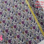 642-flor-de-london-fondo-blanco-tejidos-algodón-estampado-percal,Tejido Estampado Flor London fondo Claro