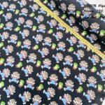 645-arale-norimaki-tejidos-algodón-estampado-percal,telas frikis,telas manga,estampados manga,estampados frikis,Tejido Estampado Arale Norimaki