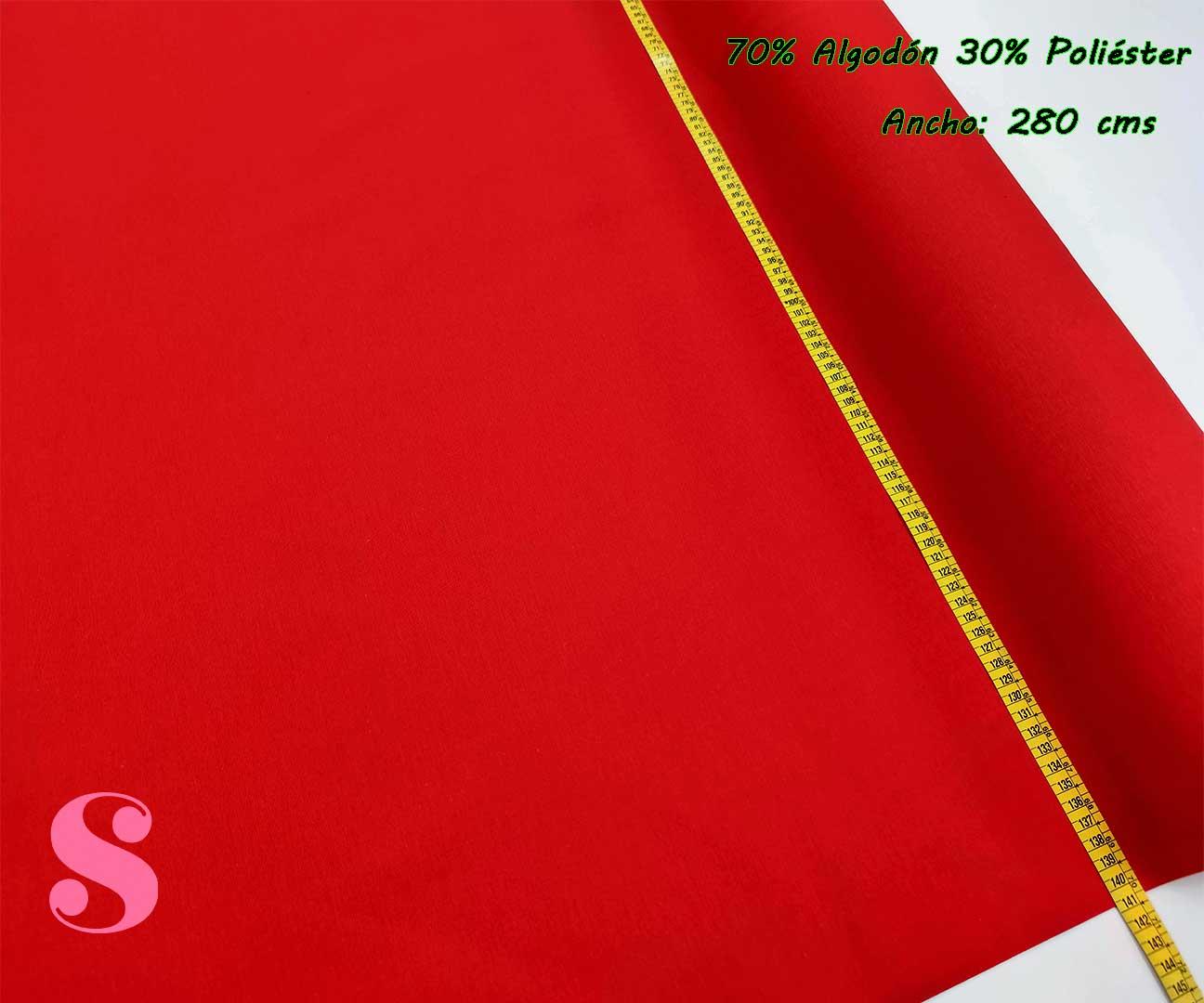 lonetas-de-buena-calidad,lonetas-de-exterior,lonetas-lisas-Loneta Lisa Roja