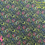 631-plumas-pavo-real-tejidos-algodón-estampado-percal,estampados animal print de moda,Tejido Estampado Pavo Real