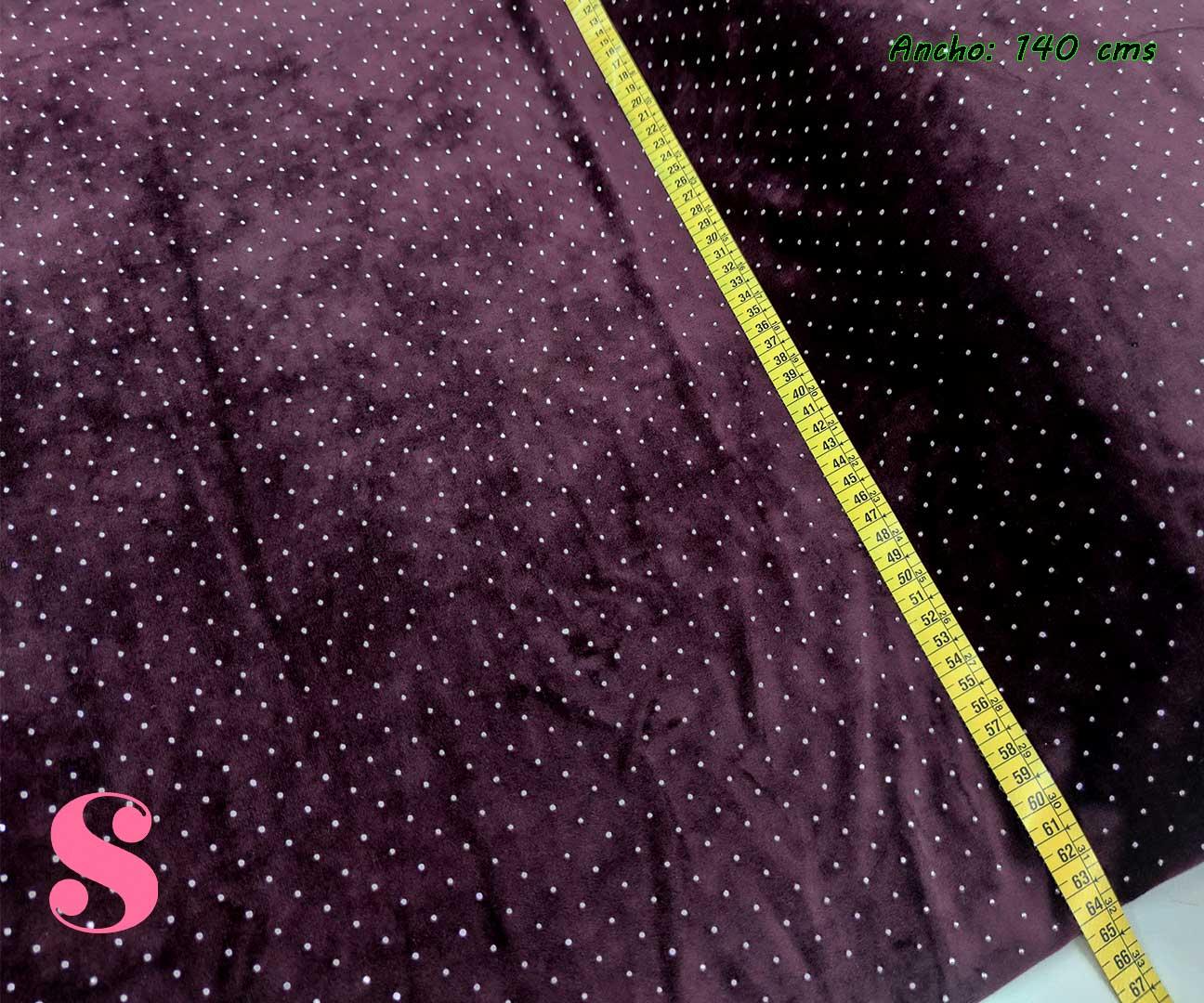 4-terciopelo-elástico,telas-para-vestidos-de-fiesta,telas-para-vestidos-de-noche-vieja,tejidos-elegantes,Terciopelo con Brillantes Morado