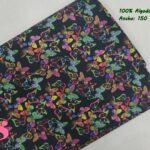20-algodones-estampados,telas-estampadas,tejidos-estampados-de-algodon,Tejido Estampado Mariposas fondo Negro