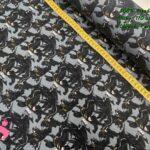 21-telas-frikis,telas-camelot,telas-batman,tejidos-estampados-frikis,tejidos-camelot-fabrics,Tejido Estampado Patch Americano Batman en Acción