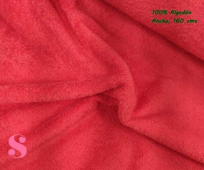 32-rizo-de-toalla-por-metros,toallas-por-metros,rizo-de-doble-cara-por-metros,Felpa de Rizo Americano Rojo