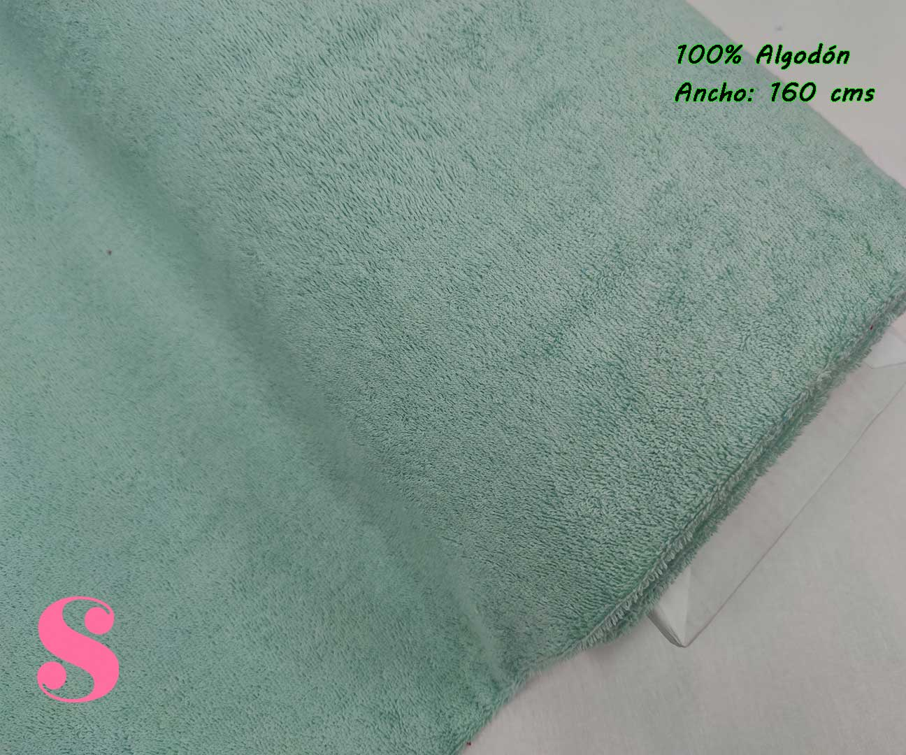 36-rizo-de-toalla-por-metros,toallas-por-metros,rizo-de-doble-cara-por-metros,Felpa de Rizo Americano Verde Agua