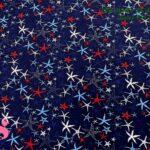 14-telas-de-punto-estampadas,punto-camiseta-estampado,punto-sudadera-estampado,french-terry-estampado,Punto Camiseta Jersey Estampado Estrellas de Mar
