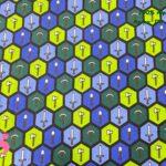 16-telas-estampadas-calaveras,tela-estampado-catrinas,telas-calaveras-mejicanas-de-algodón,telas-de-moda,Tejido Estampado Patch Americano Minecraft Armas