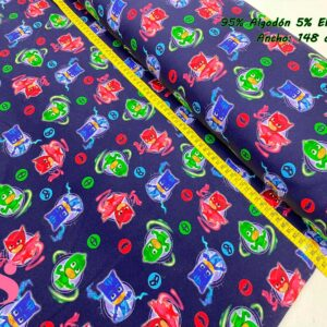 771 Punto Sudadera French Terry PJ Masks
