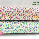 1-telas-estampadas-flores,telas-con-estampados-de-primavera,telas-con-estampados-floreados,telas-florecillas,telas-florecitas,Tejido Estampado Florecillas Tonos Rosas