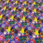 42-telas-estampadas-de-algodón,-telas-frikis,estampados-frikis-de-algodón,-estampados-origonales-de-algodón,Tejido Estampado La Bella & La Bestia