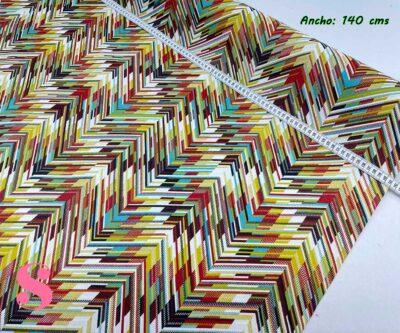 16-tela-de-hule,mantel-impermeable,mantel-para-exterior,telas-impermeables,Mantel Étnico Resinado Antimanchas