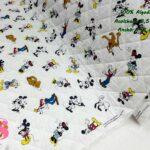 11-telas-acolchadas,estampados-acolchados-infantiles,acolchados-para-fundas,-telas-para-fundas-de-carrito-de-bebes,Acolchado Mickey y Amigos