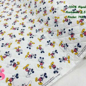 980 Acolchado Mickey Mouse