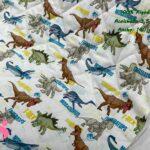 40-telas-acolchadas,estampados-acolchados-infantiles,acolchados-para-fundas,-telas-para-fundas-de-carrito-de-bebes,Acolchado Jurassic World Especies