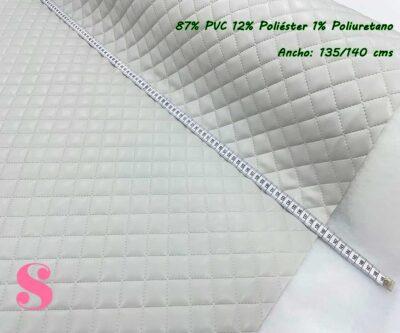 13-telas-acolchadas,acolchados-guateados,tejidos-guateados,tejidos-impermeables,telas-para-neceseres,telas-para-bolsos,Polipiel Acolchada Blanco